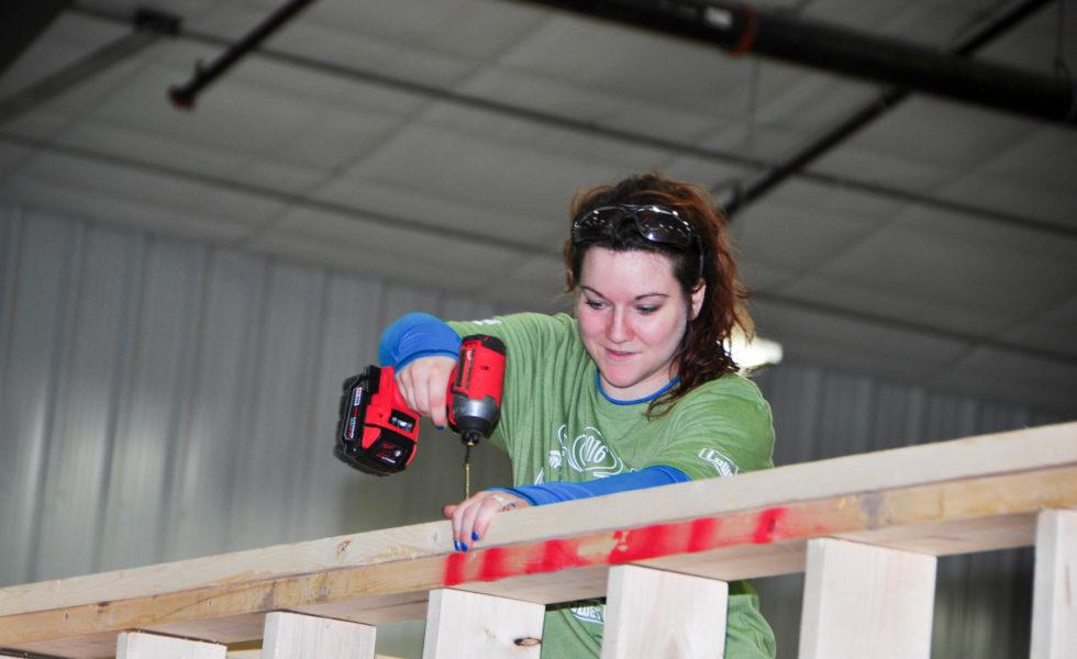 Women Build Day 2017