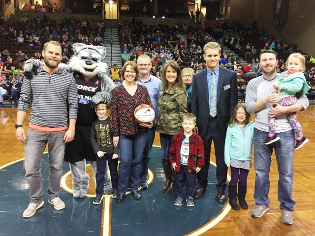 Habitat Night at the Skyforce Fab 2017