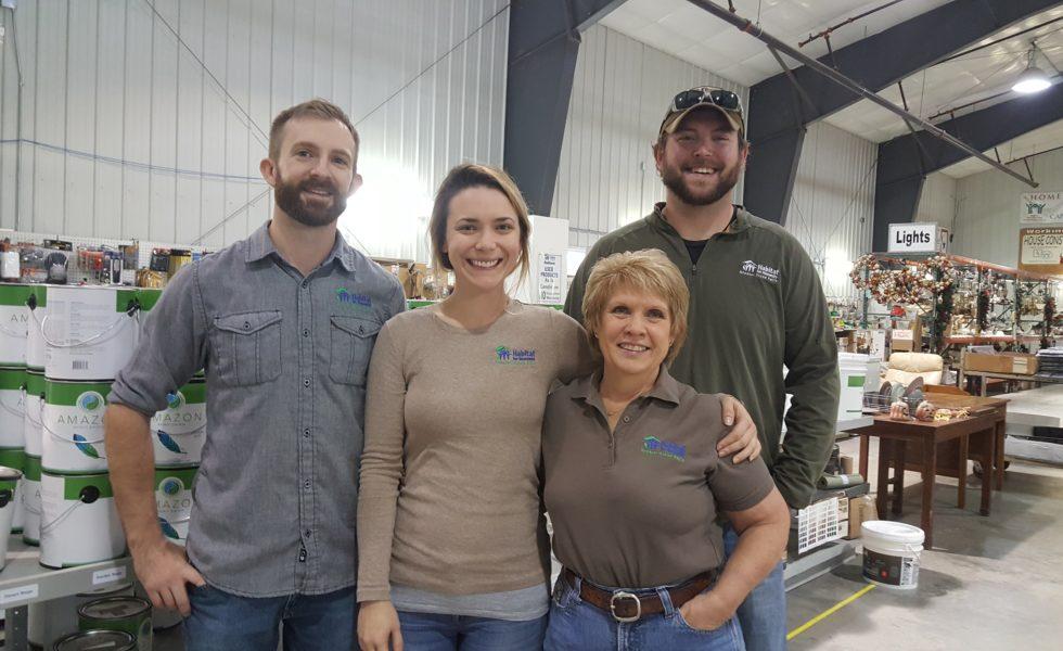 ReStore staff Nov 2016