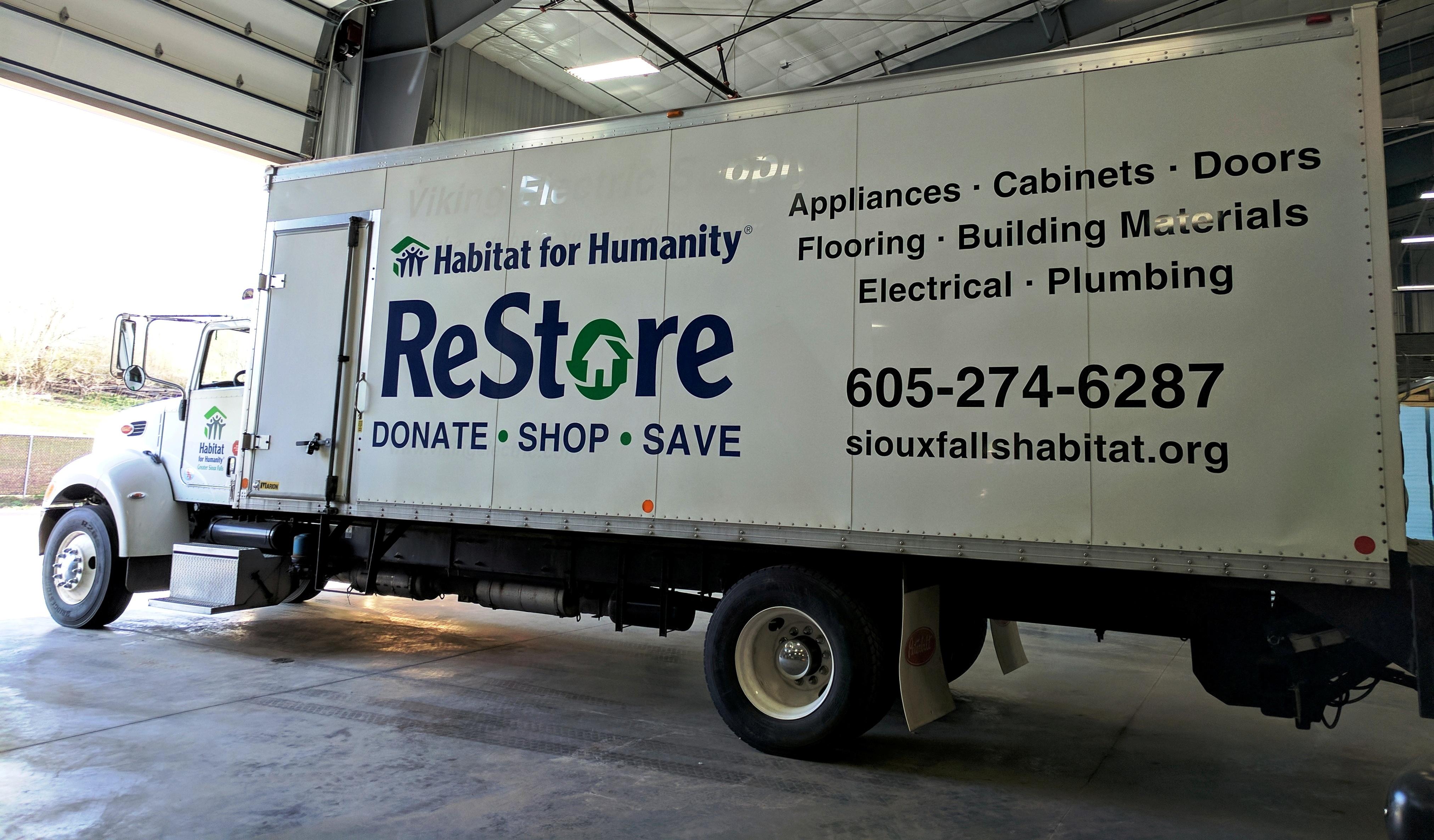 ReStore truck