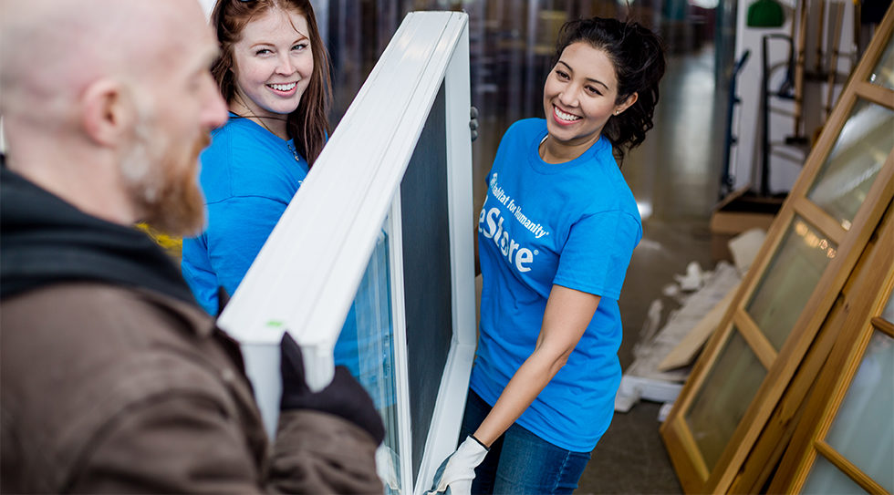 Donate Items to the Sioux Falls Habitat ReStore