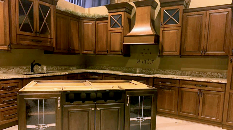 KDLT-TV Kitchen Set Donated to ReStore